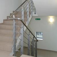 Achtung Mehrfamilienhaus-Besitzer: Bei Treppen ist die Mindestbreite strikt zu beachten
