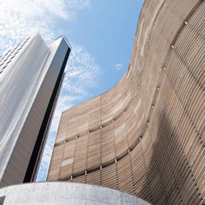 Mehrfamilienhaus extrem: das Copan Gebäude in São Paulo