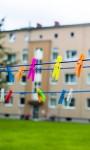 Waschküche- und Trockner-Raum im Mehrfamilienhaus organisieren?