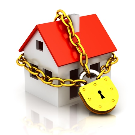 Zum Zusammenhang von Eigentum, Hausratsversicherung, Recht und Sicherheitssysteme