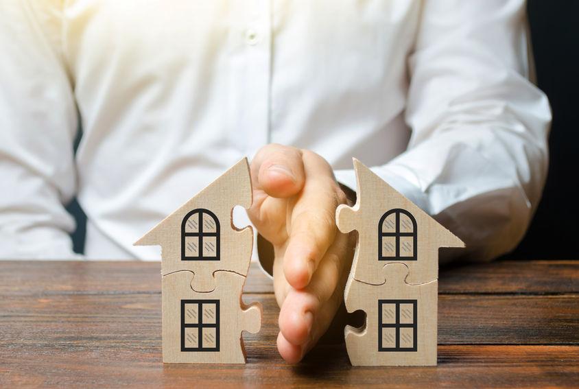 Scheidung – was passiert mit dem Immobilienbesitz?